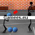 Stix Street Basketball SWF Game