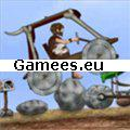 Stone Age Runner SWF Game