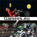 Street Biker SWF Game