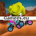 Stunt Bike Rush SWF Game