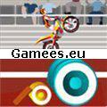 Stunt Motorbike SWF Game
