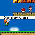 Super Mario World Flash SWF Game