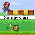 Super Mario - Save Luigi SWF Game