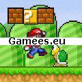 Super Mario - Save Peach SWF Game