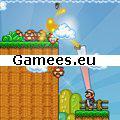 Super Mario Bombastic SWF Game