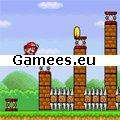 Super Mario Save Sonic SWF Game
