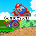 Super Mario Truck SWF Game
