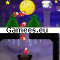 Super Santa Kicker 2 SWF Game