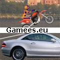 Super Bike X SWF Game