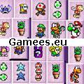 Super Mario Mahjong SWF Game