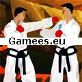 Taekwon Do Competition SWF Game