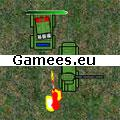 Tank Wars RTS 2 SWF Game