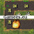 Toy Tank Defense SWF Game