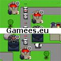 Toytown Tower Defense SWF Game