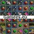 Treasure Puzzle SWF Game