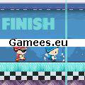 Turbo Kids SWF Game