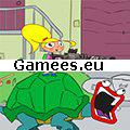 Turtle Girl SWF Game