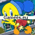 Tweety Lets Decorate SWF Game