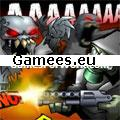 Undead Hunter SWF Game