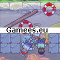 Underwater - Curse of the Golden City SWF Game