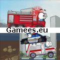Vehicles Level Pack SWF Game