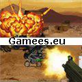 Warzone Getaway SWF Game