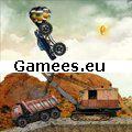 Wasteland Jumper SWF Game