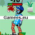 Zombie Golf SWF Game